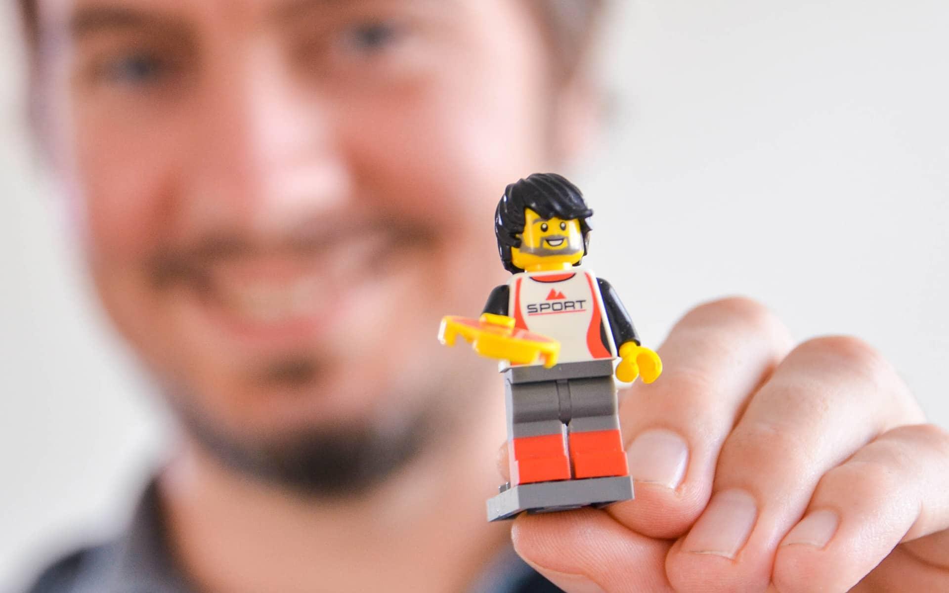 Davy Haegeman Lego